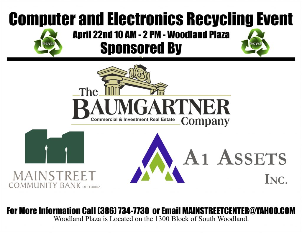 Deland Recycling Event Apr 2014