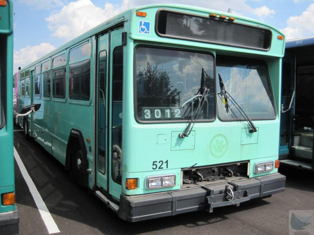 Surplus Lynx Bus
